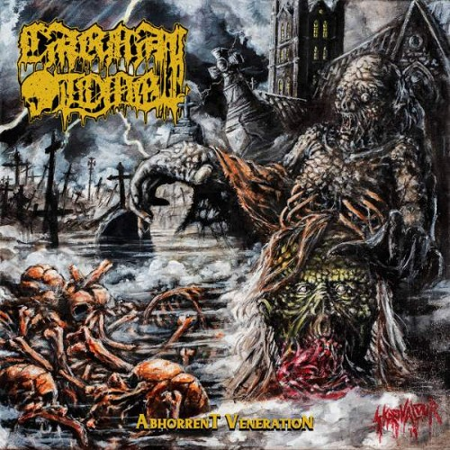 CARNAL TOMB - Abhorrent Veneration cover