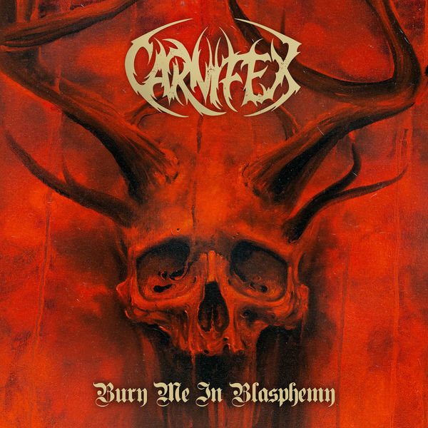 CARNIFEX - Bury Me In Blasphemy cover