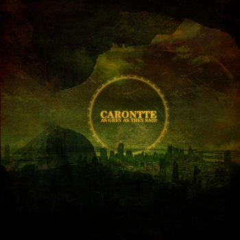 CARONTTE - As Grey As They Said cover