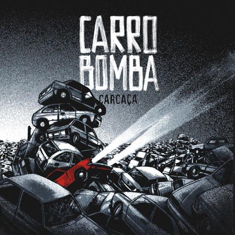 CARRO BOMBA - Carcaça cover
