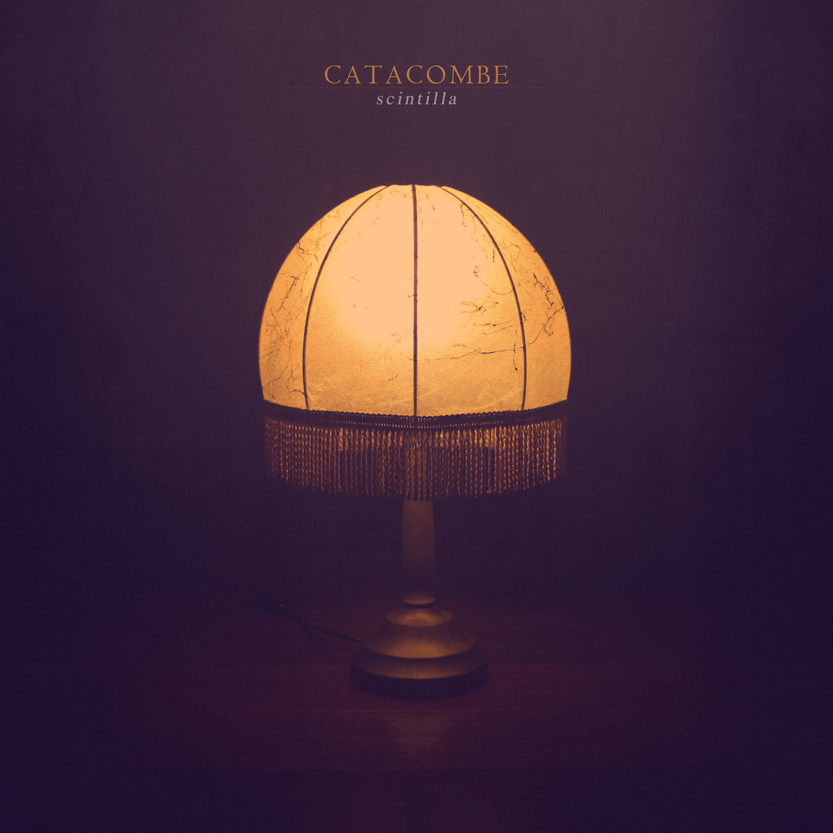 CATACOMBE - Scintilla cover