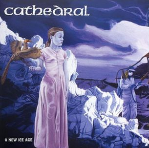 CATHEDRAL - A New Ice Age cover