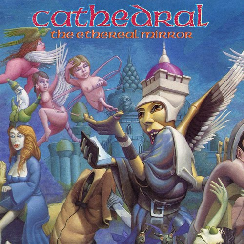 CATHEDRAL - The Ethereal Mirror cover