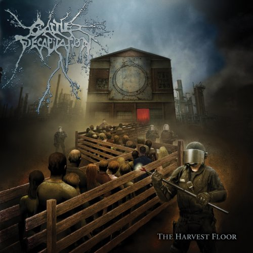 CATTLE DECAPITATION - The Harvest Floor cover
