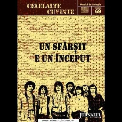 CELELALTE CUVINTE - Muzica de colec?ie, volumul 69 cover