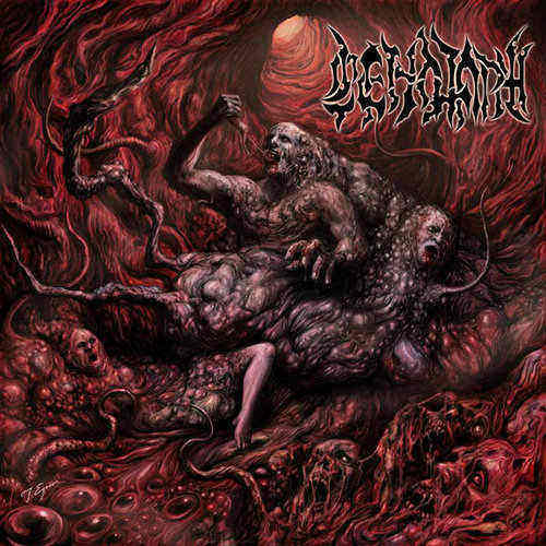 CENOTAPH - Perverse Dehumanized Dysfunctions cover