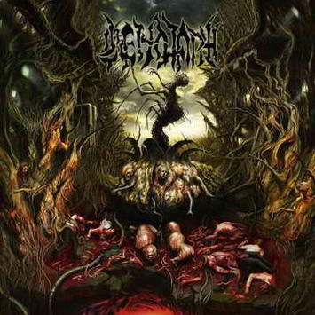 CENOTAPH - Putrescent Infectious Rabidity cover