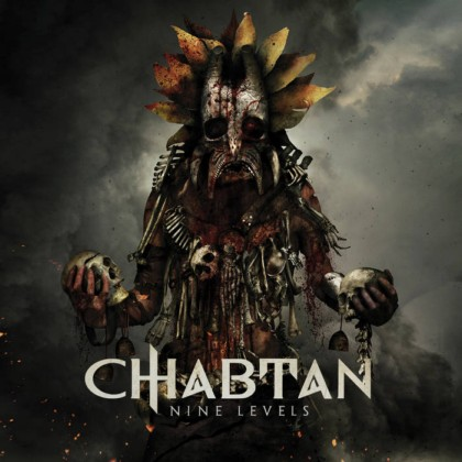 CHABTAN - Nine Levels cover