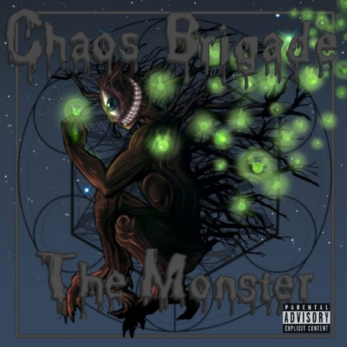 CHAOS BRIGADE - The Monster cover