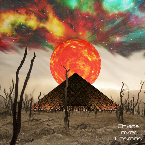 CHAOS OVER COSMOS - II cover