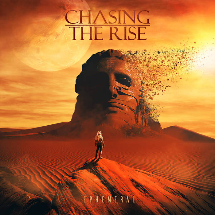 CHASING THE RISE - Ephemeral cover