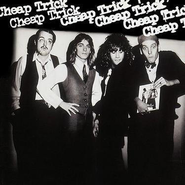 CHEAP TRICK - Cheap Trick (1977) cover