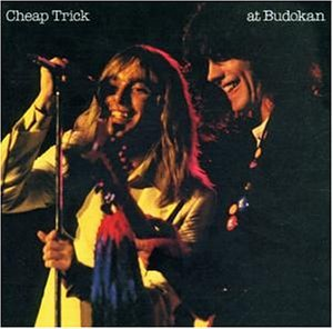 CHEAP TRICK - Cheap Trick At Budokan cover