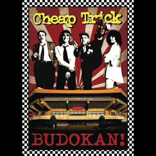 CHEAP TRICK - Cheap Trick At Budokan: The 30th Anniversary Edition cover