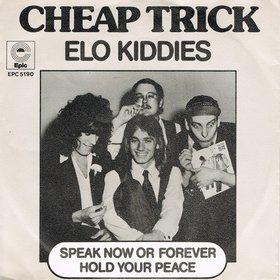 CHEAP TRICK - Elo Kiddies cover