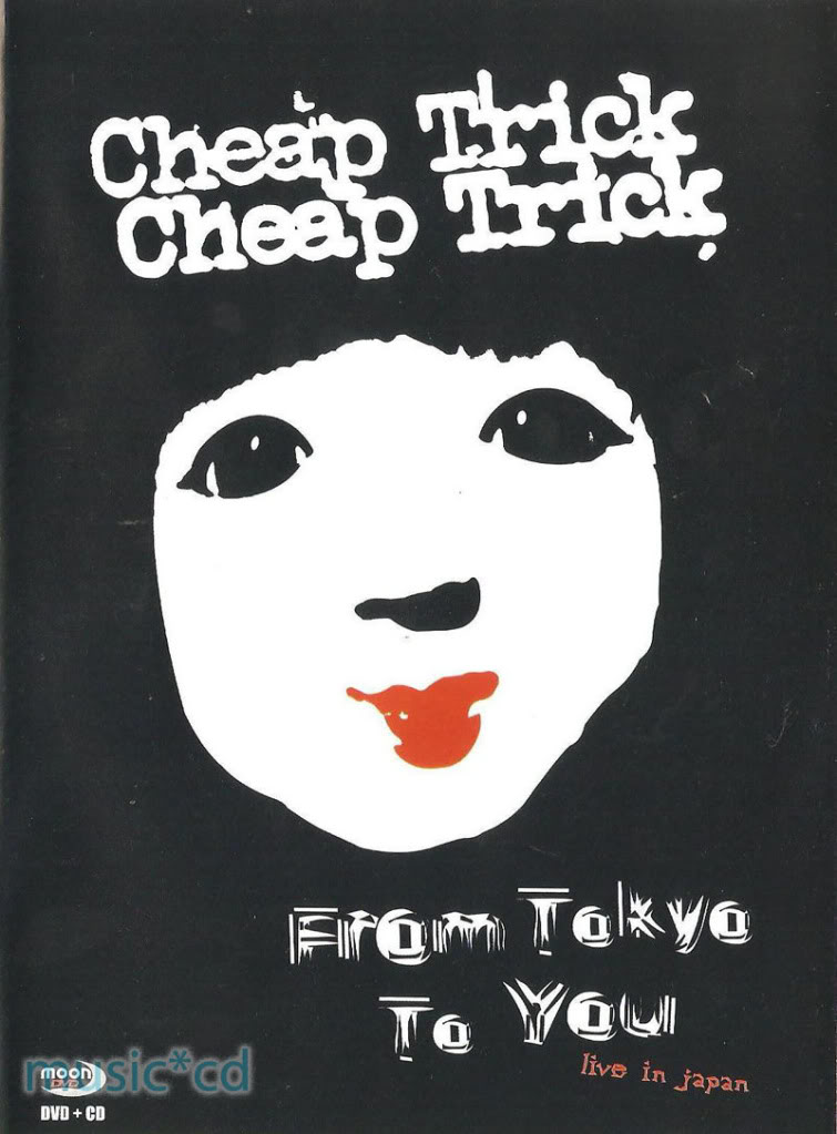 CHEAP TRICK - From Tokyo To You cover