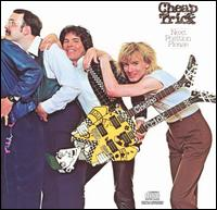 CHEAP TRICK - Next Position Please cover