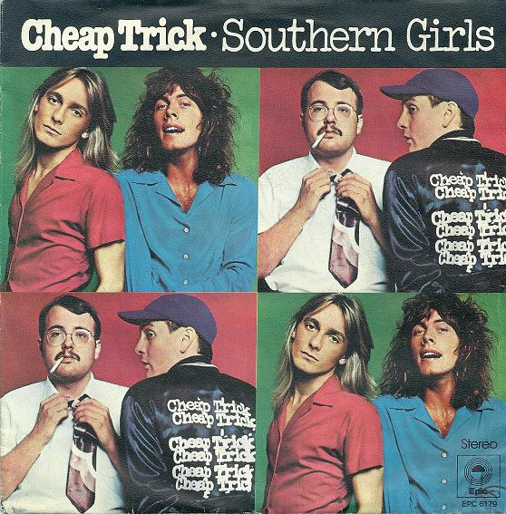 CHEAP TRICK - Southern Girls cover