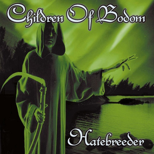 CHILDREN OF BODOM - Hatebreeder cover