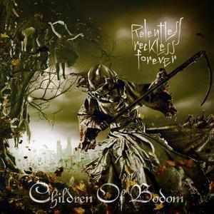CHILDREN OF BODOM - Relentless Reckless Forever cover