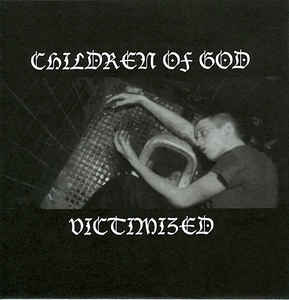 CHILDREN OF GOD - Victimized cover