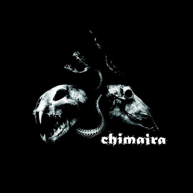 CHIMAIRA - Chimaira cover