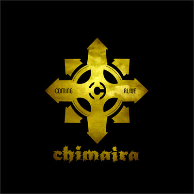 CHIMAIRA - Coming Alive cover