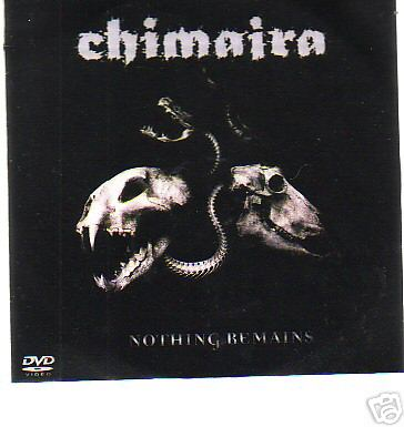 CHIMAIRA - Nothing Remains cover