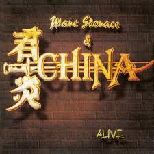 CHINA - Alive cover