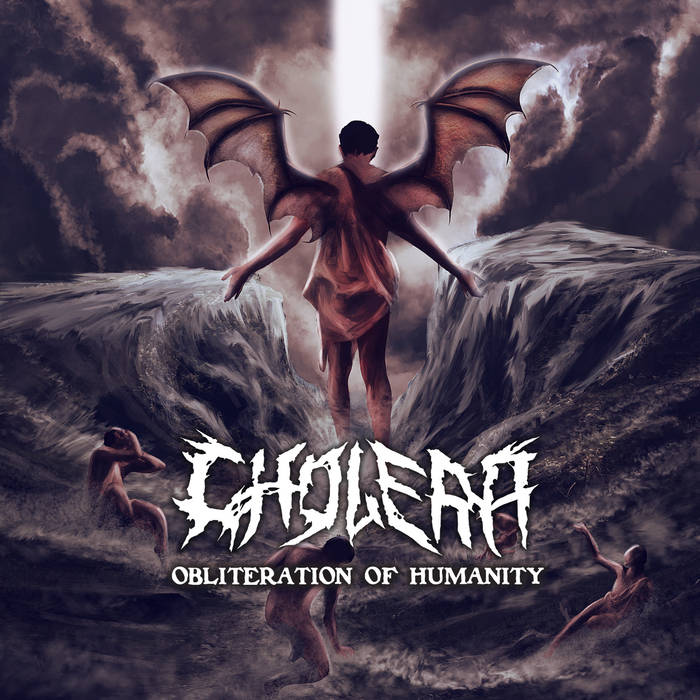 CHOLERA - Obliteration Of Humanity cover