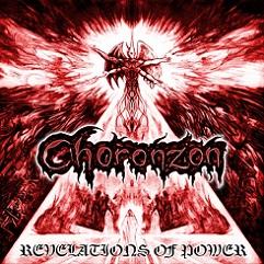 CHORONZON - Revelations of Power cover
