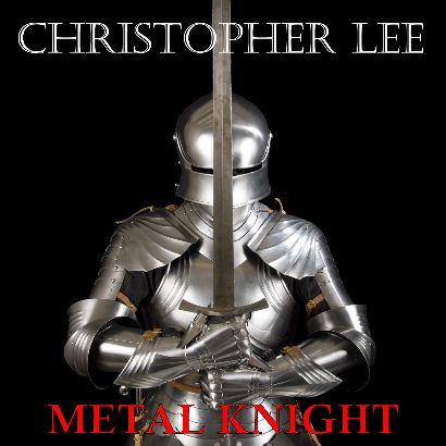 CHRISTOPHER LEE - Metal Knight cover