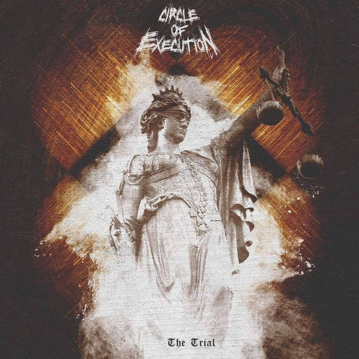 CIRCLE OF EXECUTION (VS) - The Trial cover