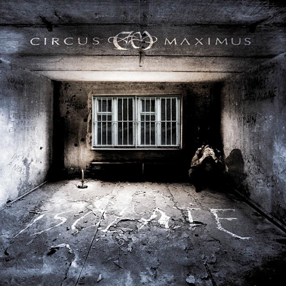 CIRCUS MAXIMUS - Isolate cover