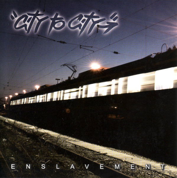 CITY TO CITY - Enslavement cover