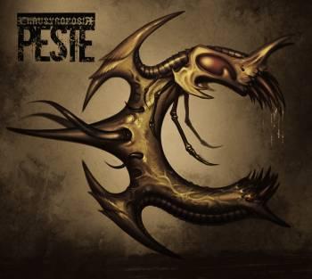 CLAUSTROFOBIA - Peste cover