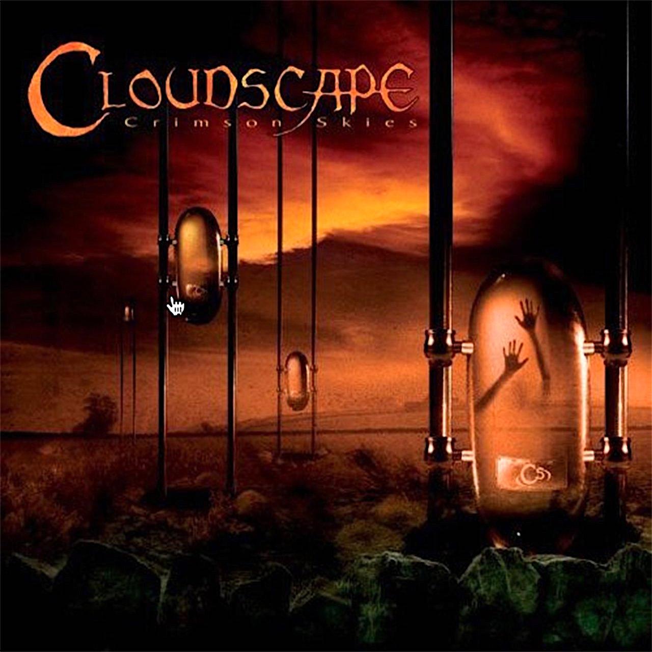 CLOUDSCAPE - Crimson Skies cover