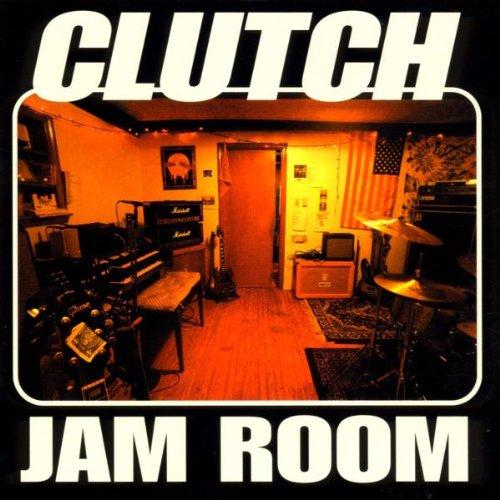 CLUTCH - Jam Room cover