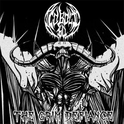 COBOLT 60 - The Grim Defiance cover