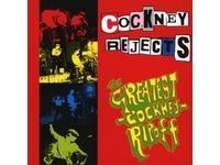 COCKNEY REJECTS - The Greatest Cockney Ripoff cover