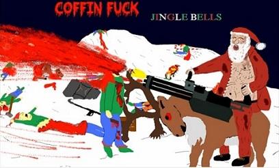 COFFIN FUCK - Jingle Bells cover