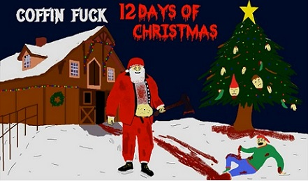 COFFIN FUCK - The 12 Days of Christmas cover