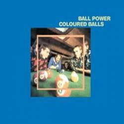 COLOURED BALLS - Ball Power cover