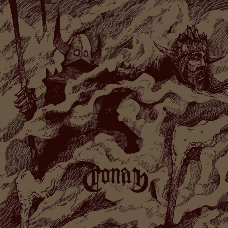 CONAN - Blood Eagle cover