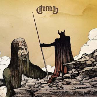 CONAN - Monnos cover