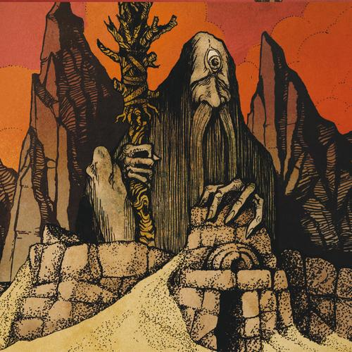 CONAN - Mount Wrath: Live At Roadburn 2012 cover