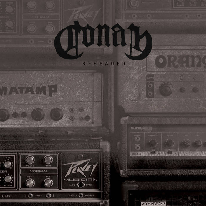 CONAN - Zero Talent / Beheaded cover