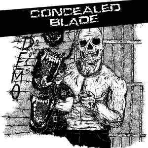 CONCEALED BLADE - Demo 2015 cover