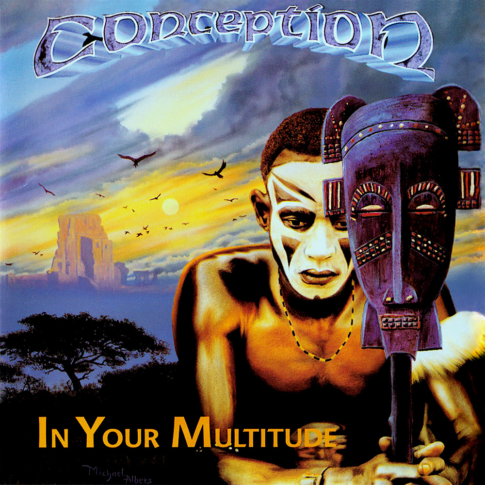 CONCEPTION - In Your Multitude cover