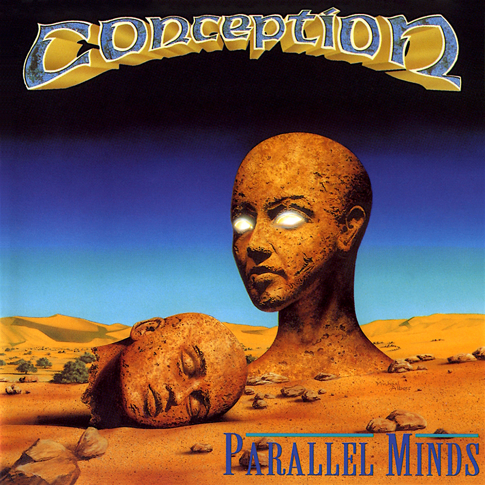 CONCEPTION - Parallel Minds cover